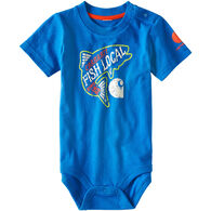 Carhartt Infant/Toddler Boys' Fish Local Bodyshirt