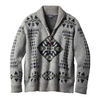 Pendleton Men's Basket Maker Zip Cardigan Sweater