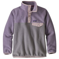 Patagonia Girls' Lightweight Synchilla Snap-T Pullover