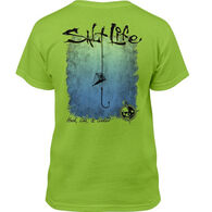 Salt Life Youth Hook Line And Sinker Short-Sleeve T-Shirt