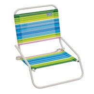 RIO Brands 1-Position Beach Chair