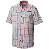 Columbia Men's PFG Super Low Drag Short-Sleeve Shirt