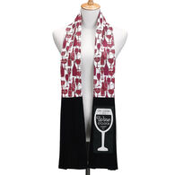 Big Sky Carvers Wine O'clock Boa
