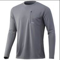 Huk Men's ICON X Pocket Performance Fishing Long-Sleeve Shirt