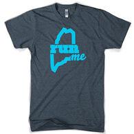 LiveME Men's RunME Short-Sleeve T-Shirt