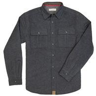 Dakota Grizzly Men's Bryon Chamois Long-Sleeve Shirt