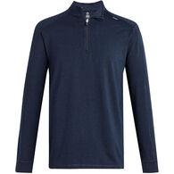 Tasc Performance Men's Carrollton 1/4-Zip Long-Sleeve Baselayer Shirt