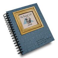 """Journals Unlimited """"Write It Down"""" My Bucket List Journal"""