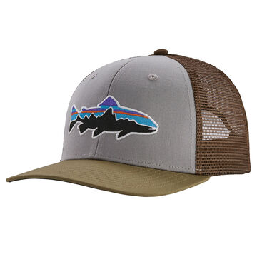 Patagonia Mens Fitz Roy Trout Trucker Hat