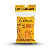 Hunter's Specialties Field Dressing Glove - 2 Pair