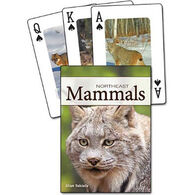 Mammals of the Northeast Playing Cards by Stan Tekiela