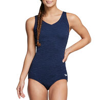 Speedo Women's Pebble Texture Swimsuit