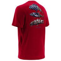 Huk KC Scott Liberty Offshore Short-Sleeve T-Shirt