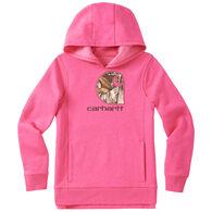 Carhartt Girls' Camo C Sweatshirt