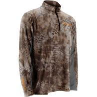 Nomad Men's Long-Sleeve Cooling Quarter Zip Jacket