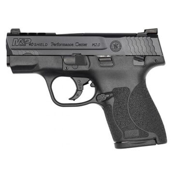 Smith & Wesson Performance Center Ported M&P40 Shield M2.0 Tritium Sights 40 S&W 3.1 6-Round Pistol