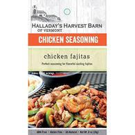 Halladay's Harvest Barn Chicken Fajitas Seasoning