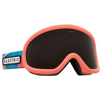 Electric Charger Snow Goggle w/ Bonus Lens - 17/18 Model
