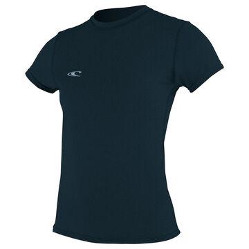 ONeill Womens Hybrid Short-Sleeve Sun Top
