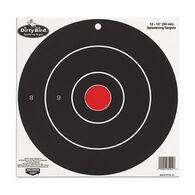 """Birchwood Casey Dirty Bird 8"""" Bull's-Eye Target - 25 Pk."""