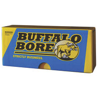 Buffalo Bore Heavy 35 Remington 220 Grain JFN Rifle Ammo (20)