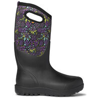 Bogs Women's Neo-Classic Tall Northwest Garden Boot