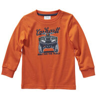 Carhartt Toddler Boy's Built For The Trails Long-Sleeve Shirt