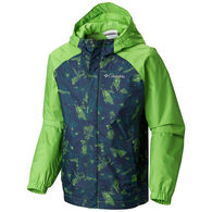 Columbia Toddler Boy's Fast And Curious II Rain Jacket