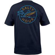 Salt Life Men's Salty Hour Short-Sleeve T-Shirt