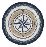 Capitol Earth Compass Rose Trivet