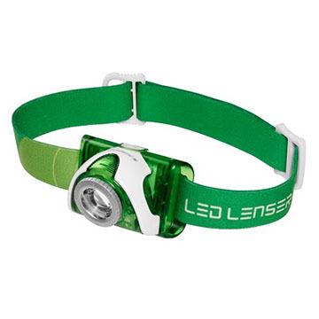 LED Lenser SEO 3 100 Lumen Headlamp