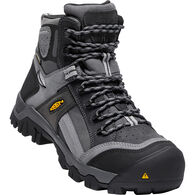 "Keen Men's Davenport 6"" Insulated CT Waterproof Work Boot, 400g"