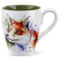 Big Sky Carvers Fox Mug
