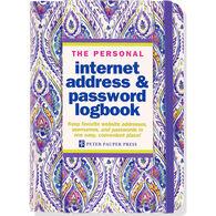 Silk Road Internet Address & Password Logbook by Peter Pauper Press