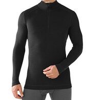 SmartWool Men's NTS Mid 250 Zip-T Thermal Baselayer Top