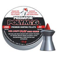 Predator Polymag 22 Cal. 16 Grain Air Gun Pellet (200)