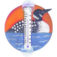 Bobbo Loon Window Thermometer