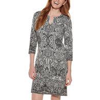 Coolibar Women's Oceanside UPF 50+ Tunic Dress