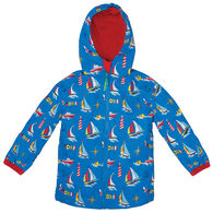 Stephen Joseph Children's Nautical Rain Jacket