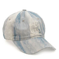 Puppie Love Women's Wildflower Tie Dye Baseball Hat