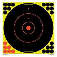 "Birchwood Casey Shoot-N-C 12"" Bull's-eye Self-Adhesive Target - 5 -12 Pk."