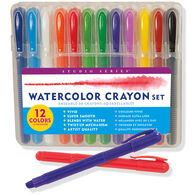Peter Pauper Press Studio Series Watercolor Crayon Set