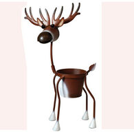 Georgetown Mini Randolph the White-Tailed Deer Planter