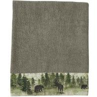 Park Designs Watercolor Wildlife Bath Towel