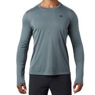 Mountain Hardwear Men's Wicked Tech Long-Sleeve T-Shirt