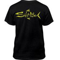 Salt Life Youth Fish Bite Short-Sleeve T-Shirt