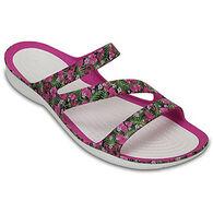 Crocs Women's Swiftwater Graphic Sandal
