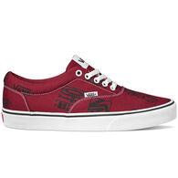 Vans Men's Doheny Canvas Logo Mix Sneaker