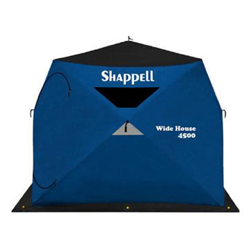 Shappell Wide House 4500 Hub-Style 2-Person Ice Shelter