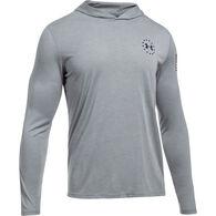 Under Armour Men's UA Freedom Popover Long-Sleeve Shirt